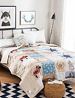 Yuxin®cotton verão cool ar condicionado quilt verão fino núcleo puro algodão colcha de verão estudante série crianças série de cama