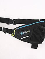 2 L Hüfttaschen Camping & Wandern Reisen Feuchtigkeitsundurchlässig tragbar Atmungsaktiv