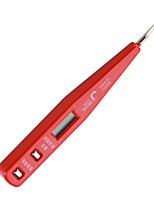 Jtech® 140101 Digital Voltage Tester 12-250V AC/DC 133mm