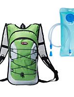 12 L mochila Deportes recreativos Acampada y Senderismo Viaje Impermeable Listo para vestir A Prueba de Golpes Multifuncional