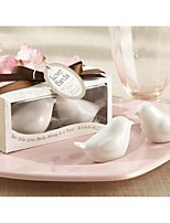 Wedding Favor - 24box/Lot -Ceramic Love Birds Salt and Pepper Shakers Beter Gifts® Party Supplies