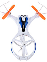 Drone 4CH 6 Eixos 2.4G - Quadcópero com CR Iluminação De LED Retorno Com 1 Botão Modo Espelho Inteligente Vôo Invertido 360°Quadcóptero