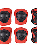 Kids Other Sport Support Knee Brace Muscle support Compression Wearproof Protective Skating Sports Casual Outdoor PVC FoamRed Pink Black