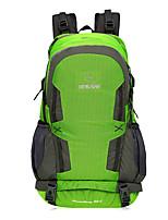 35 L Mochila para Excursão Alpinismo Esportes Relaxantes Acampar e Caminhar Prova-de-Água Vestível Respirável Multifuncional