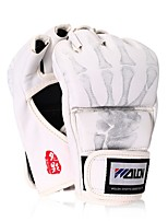 Boxing Gloves Boxing Training Gloves for Boxing Fingerless Gloves Breathable Protective PU