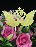 Картон Свадебные украшения-10piece / Установить Весна Лето Осень Зима Неперсонализированный