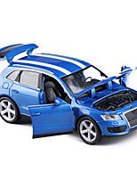 Машинки с инерционным механизмом Игрушки Модели и конструкторы Автомобиль Металл Пластик