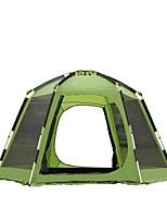 5-8 personnes Double Une pièce Tente de campingCamping Voyage