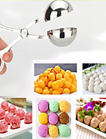 Multi-function Meatballs Stainless Steel  Mould DIY Do Fish Balls Shrimp Fried Beef Meatball Scoop Tools