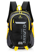30 L Rucksack Camping & Hiking Climbing Leisure Sports Rain-Proof Dust Proof Breathable Multifunctional