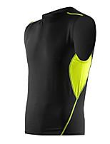 Homme Sans manche Course / Running Débardeur Respirable Doux Confortable Eté Vêtements de sportExercice & Fitness Basket-ball Football