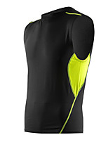 Men's Sleeveless Running Tank Breathable Soft Comfortable Summer Sports Wear Exercise & Fitness Basketball Football/Soccer Running