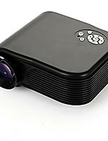 H86 1080p Heimkinoprojektor 800lumens 3d führte av / usb / vga / sd