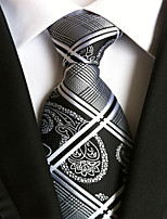 11 Kinds Men's Casual Business Jacquard Tie Necktie Polyester Silk