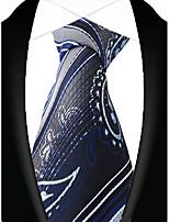 13 Kinds  Men's Polyester Silk Casual Business Necktie Tie