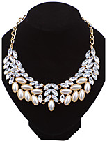 Women's Kid's Strands Necklaces Pearl Euramerican Fashion Jewelry For Gift Beach 1pc