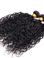 Tissages de cheveux humains Cheveux Birmans Ondulation 12 mois 3 Pièces tissages de cheveux