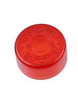 Mooer Candy Footswitch Topper Plastic Bumpers Footswitch Protector For Guitar Effect Pedal RED