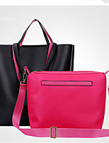 Women PU Casual Bag Sets Pool Gold Black