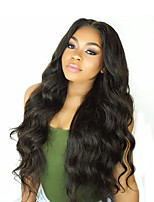Lace Font Body Wave Human Hair Wigs with Baby Hair for Black Women Brazilian Virgin Human Hair Glueless Lace Front Wigs Natural Hairline Shipping Free