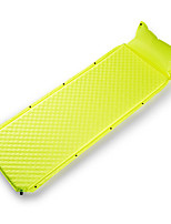 Moistureproof/Moisture Permeability Waterproof Inflated Mat Sleeping Pad Green Blue Camping PVC