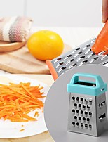 1Pcs  High Quality Useful Mini 4 Sides Multifunction Handheld Grater Slicer Fruit Vegetable Kitchen Tools  Cuisine   Random  Color