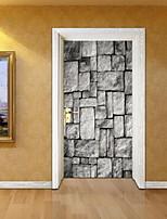 Paisagem Adesivos de Parede Autocolantes 3D para Parede Autocolantes de Parede Decorativos,Vinil Material Decoração para casa Decalque