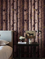 Art Deco Wallpaper For Home Contemporary Wall Covering , PVC/Vinyl Material Adhesive required Wallpaper , Room Wallcovering