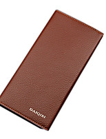 Men Wallet PU Polyester Formal Casual Outdoor Office & Career Shopping