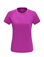 LEIBINDI® Women's T-Shirt Sport Cycling Breathable Quick Dry Running Shirt