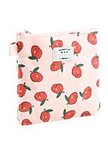 Luggage Organizer / Packing Organizer Cosmetic Bag Portable for Travel StorageBlushing Pink