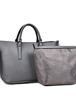 Women PU Formal Casual Event/Party Bag Sets Gray Beige Ruby Black