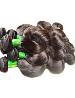 Индийский Реми волосы Пряди натуральных волос Реми Естественные кудри Натуральные волосы Реми