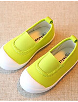 Boys' Loafers & Slip-Ons Spring First Walkers Canvas Outdoor Casual