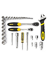 STANLEY Two - Handle Chrome Vanadium Steel Wrench 10-12.5MM LT-026-23 Manual Tool Set