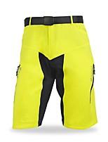 Nuckily Cuissard de Cyclisme HommeRespirable Séchage rapide Design Anatomique Vestimentaire Bandes Réfléchissantes Doux Confortable Ecran