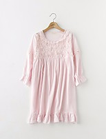 Épaisseur du pyjama en tissu genre