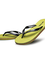 Men's Slippers & Flip-Flops Spring Comfort Light Soles Rubber Casual