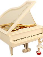 Musik-Box quadratischen Urlaub liefert Holz Unisex