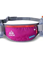 Hüfttaschen für Camping & Wandern Legere Sport Radsport Jogging Sporttasche Wasserdicht Tasche zum Joggen Alles Handy Schwarz Fuchsia Blau
