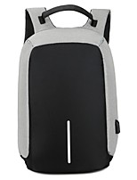Unisex Nylon Casual Outdoor Camping & Hiking Backpack All Seasons