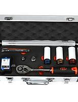 Huafeng großer Pfeil 8pcs / set 6.3mm Einfaßungsschlüssel mit Torsions-Dynamometer