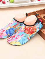 Girls' Loafers & Slip-Ons Spring Comfort PU Casual Rainbow