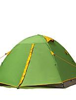 2 человека Световой тент Двойная Однокомнатная ПалаткаПоходы Путешествия