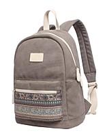 13.3-15.4 polegadas boêmio estilo stitching saco saco de computador mochila para superfície / dell / hp / samsung / sony etc