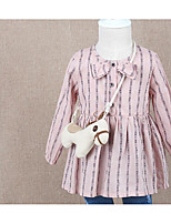 Girl's Casual/Daily Striped Dress