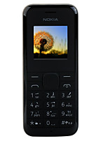Nokia 105 2G Cell Phone (Dual Sim Card 800mAh Battery)