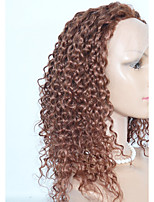 Human Hair Lace Wigs Kinky Curl Human Hair Full Lace Wigs