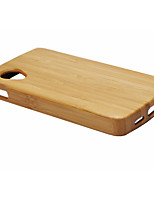 CORNMI For LG LG Nexus 5 Case Cover Bamboo Wood Hard Wooden Back Cover Shell Housing