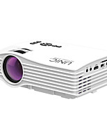 UNIC UC36 LCD 640*480 HD Projector Mini Portable White (with UNIC Logo or without Random Delivery